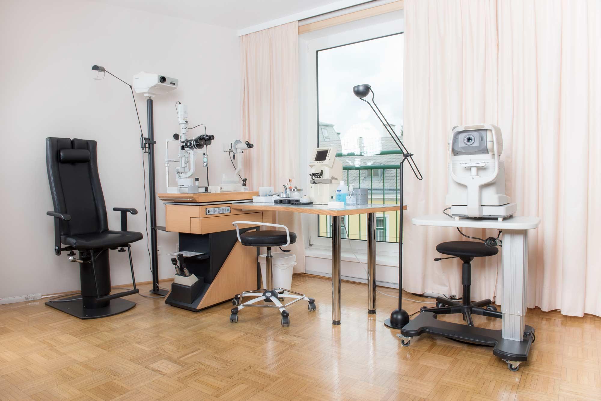 Dr. Burgmüller: Ihr Augenarzt Hietzing